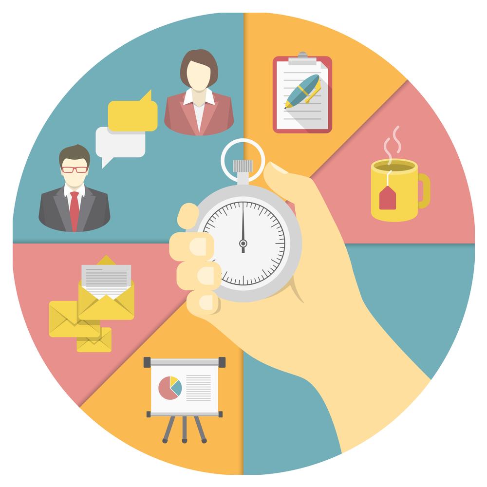 time management alikhademoreza.ir مدیریت زمان بهره وری