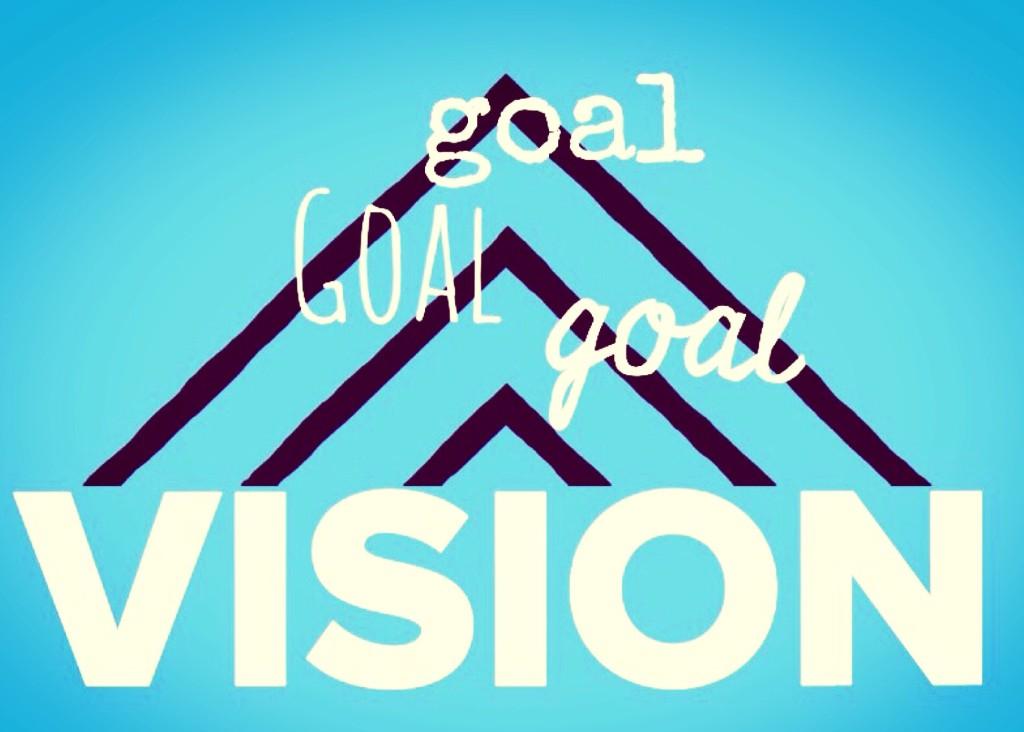 Goal-vs-Vision alikhademoreza.irضرورت تعیین چشم انداز شخصی : اینکه بدانیم می خواهیم در چه مسیری حرکت کنیم بسیار با اهمیتتر است ازینکه بدانیم می خواهیم چه درآمد یا هدفری داشته باشیم