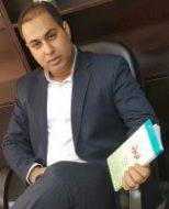 آقای علیرضا جعفری مدرس کسب و کار و صاحب سایت کسب و کار شما
