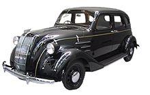 مدل AA اولین نمونه تولید شده تویوتا در سال 1936