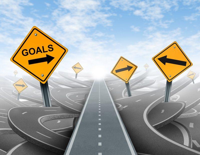 goal strategy alikhademoreza.ir هدف ؛ نقدی بر هدف گذاری ساده انگارانه ای که همه جا می خوانید | هدف گذاری واقعی چگونه باید باشد | علی خادم الرضا مدرس و مشاور کارآفرینی و کسب و کار