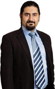 علی خادم الرضا مدرس مولف و مشاور کارآفرینی و توسعه کسب و کار