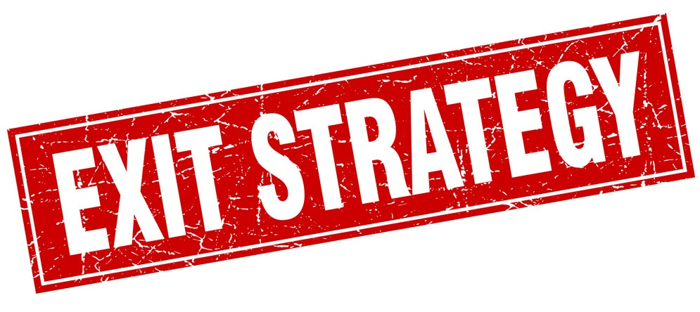 استراتژی خروج از سرمایه گذاری | موفقیت در سرمایه گذاری با استراتژی خروج | علی خادم الرضا مدرس مشاور و نویسنده کارآفرینی و مدیریت کسب و کار