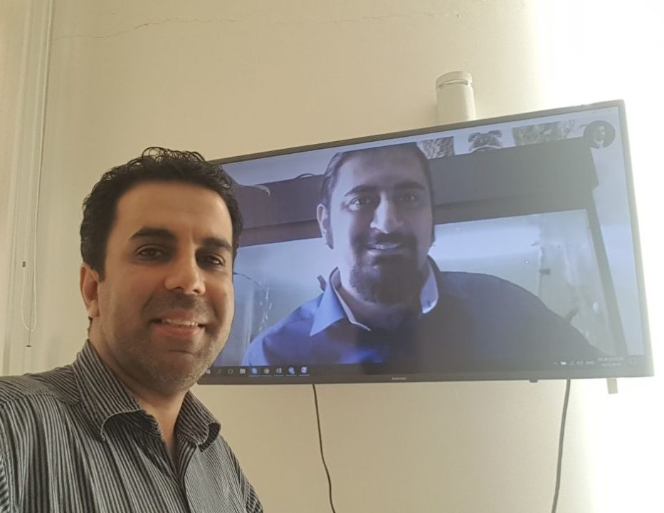 مصاحبه علی خادم الرضا با شتابدهنده هاب اصفهان | هاب تاک